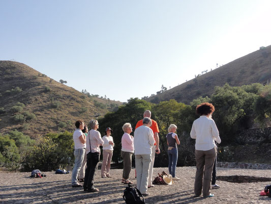 on the Elephant hill the oldest human scelets of the Amercias were found