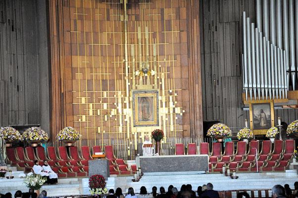 Basílica de Guadalupe D.F.