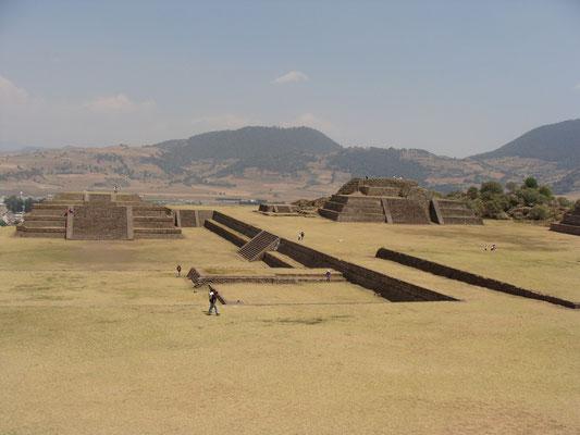 Teotenango, ciudad olmeca y entrada a los intraterrenos