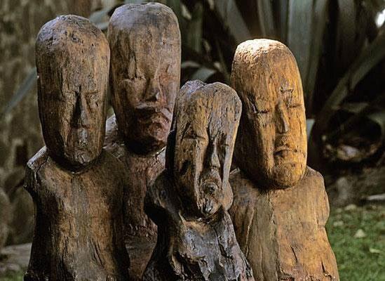 el Cerro del Manatí se considera como lo más antigua de la cultura olmeca