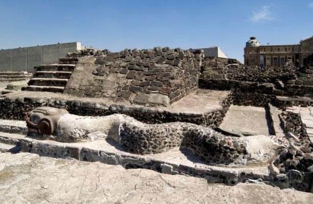 Templo Mayor Tenochtitlán, Ciudad de México