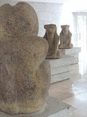 hoy de la misma manera exhibido en el MAX, Museo de Antropología Xalapa, Veracruz