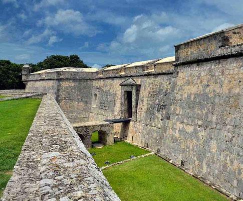 Fuerte en Campeche