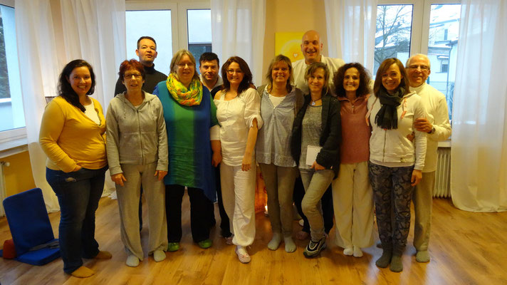 A wonderful beginning with Ancestors workshop in Solingen, Germany