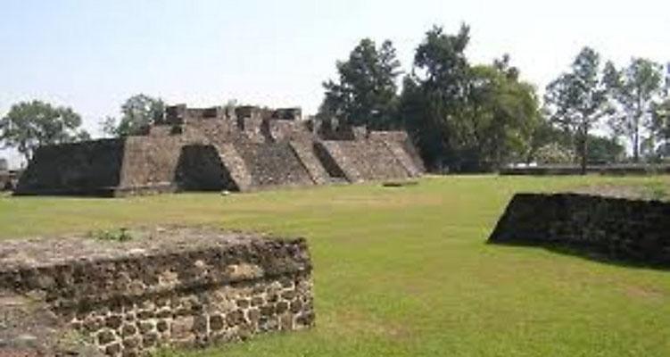 Zona Arqueológica de Olintepec, Morelos