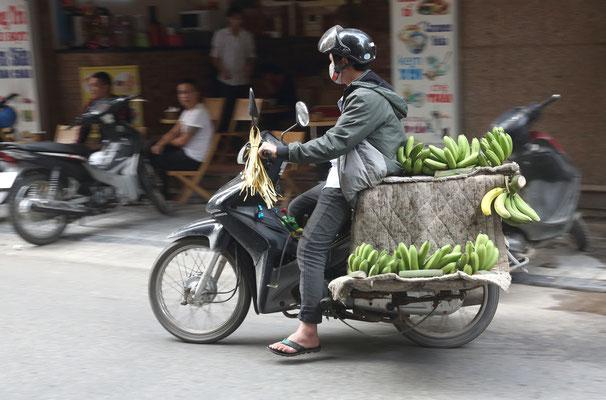Der Bananenhändler