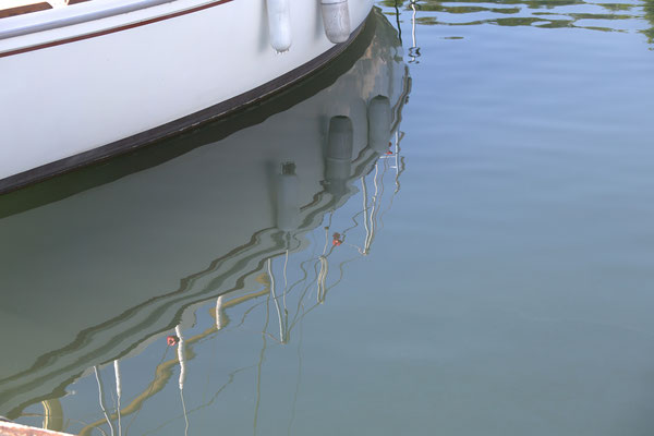 Anreise nach Fleurville mit Zwischenstopp in Morges am Genfer See