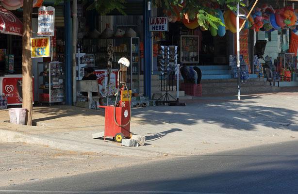 Tankstelle in Phan Thiet