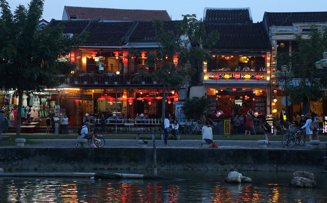 Abends in Hoi An