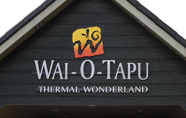 Wai O Tapu