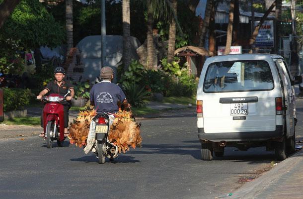 Der Hühnerhändler