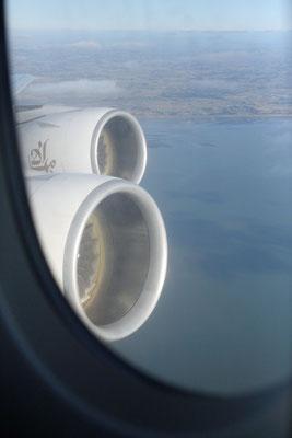 Rückflug nach München