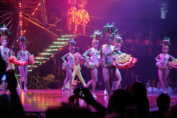Tropicana Show Havanna
