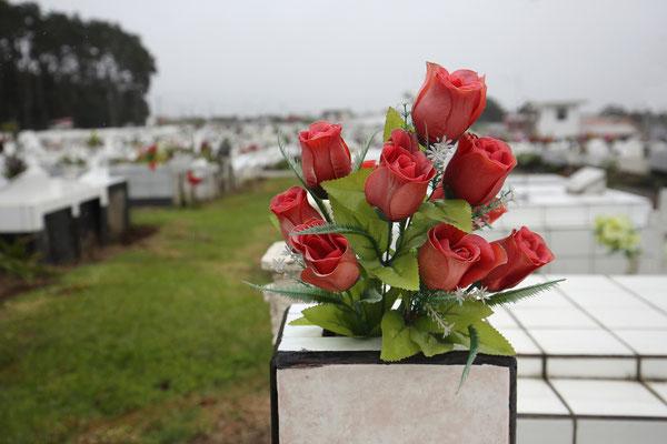 Friedhof bei Cartago