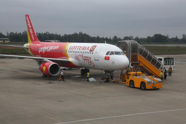 Flughafen Phu Bai, Hue