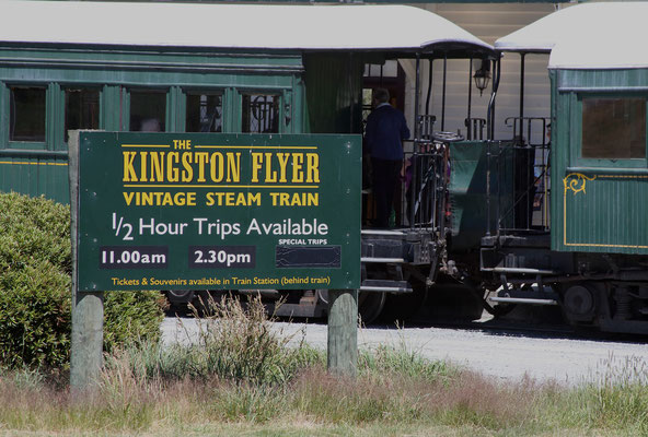 Kingston Flyer