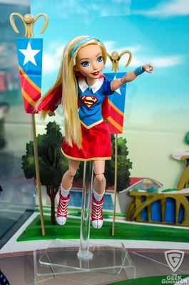 фото кукол DC Super Hero Girls с Comic Con