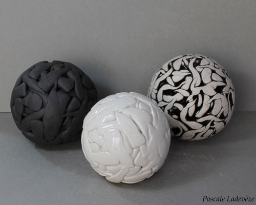 Compression petites boules