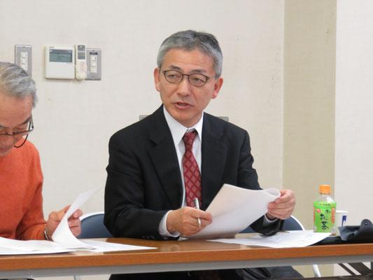 総務委員会報告(太田総務委員)
