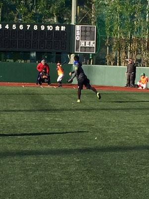 ワセダゲーム(午後) 須田投手