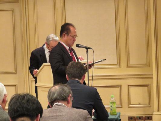 中谷総務委員会リーダー