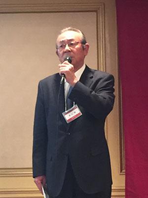 望月 博 新会長(S47卒)