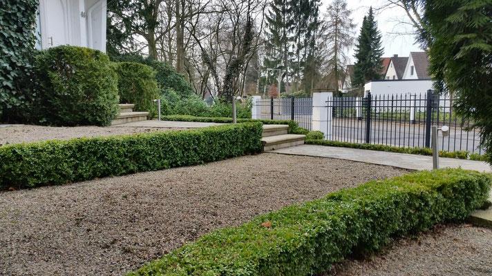 Gartenpflege Hannover- Gartenpflege von repräsentativen Objekten, GreenFairway e.K.