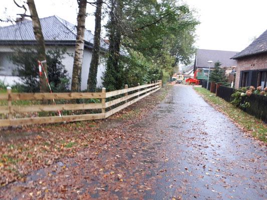 Zaunbau, Zaun aus Holz von GreenFairway e.K.