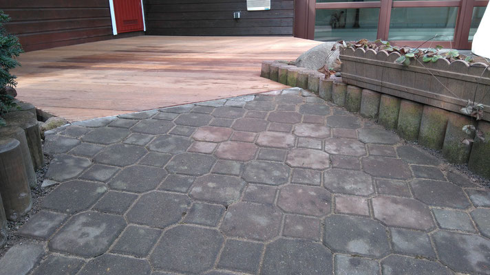 Terrassenbau , GreenFairway e.K.