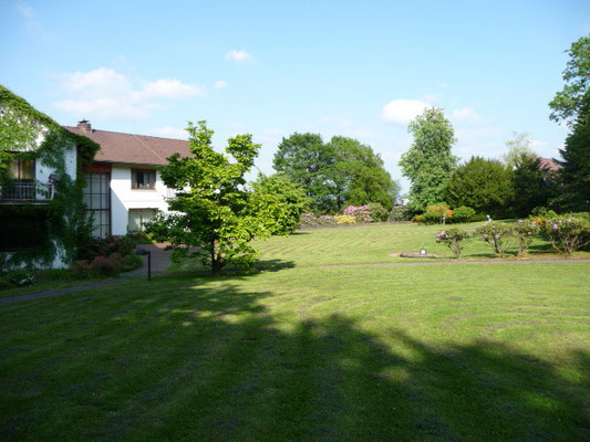 Rasenpflege, Objektpflege, Rasenschnitt, GreenFairway e.K.