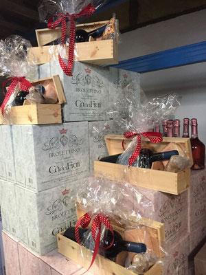 Geschenkkörbe und Geschenkkisten von der cantina Adornetto in Kirchheim unter Teck - 1