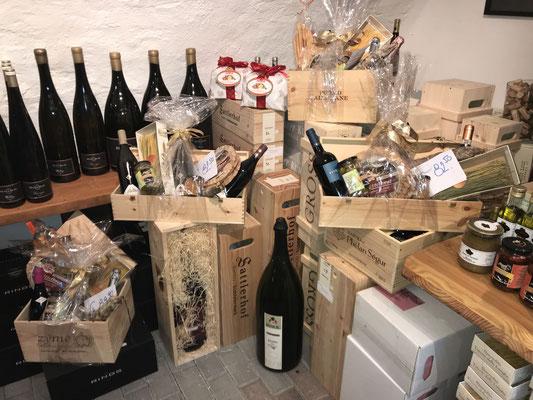 Geschenkkörbe und Geschenkkisten von der cantina Adornetto in Kirchheim unter Teck - 4