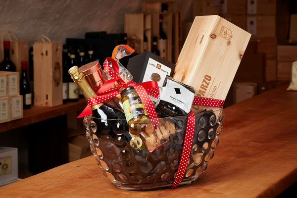 Geschenkkörbe und Geschenkkisten von der cantina Adornetto in Kirchheim unter Teck - 16
