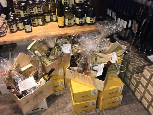 Geschenkkörbe und Geschenkkisten von der cantina Adornetto in Kirchheim unter Teck - 6