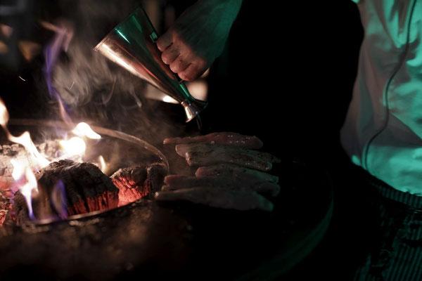 Exklusive Menüabende mit Weinbegleitung in der cantina adornetto in Kirchheim unter Teck