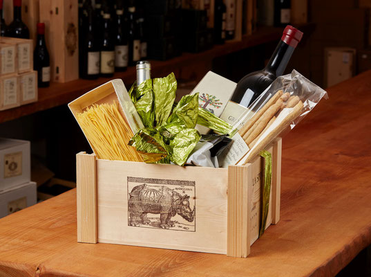 Geschenkkörbe und Geschenkkisten von der cantina Adornetto in Kirchheim unter Teck - 21