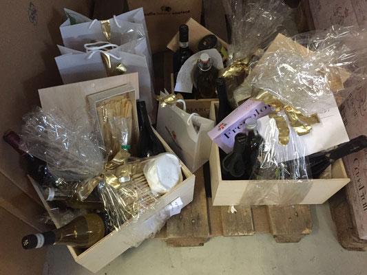 Geschenkkörbe und Geschenkkisten von der cantina Adornetto in Kirchheim unter Teck - 2