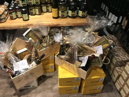 Geschenkkörbe und Geschenkkisten von der cantina Adornetto in Kirchheim unter Teck - 3