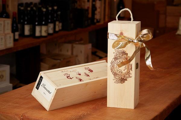 Geschenkkörbe und Geschenkkisten von der cantina Adornetto in Kirchheim unter Teck - 18