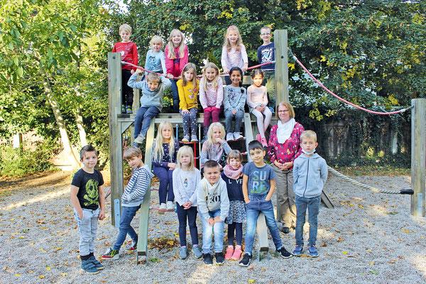 1. Klasse 2020/21 (mit freundlicher Genehmigung von Mag. Wolfgang Gams)
