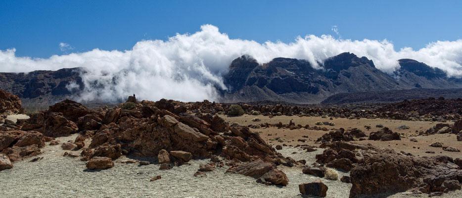 """""""Wolken und Felsen"""" Uwe Eckardt"""