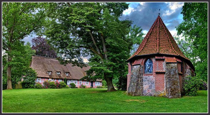 Wolfgang Steinborn: De ole Kerk, Bispingen