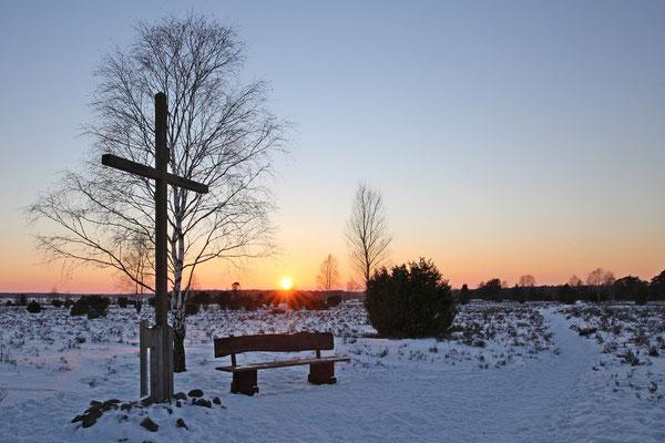 Lothar von Alm: Winterabend