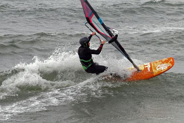 """Windsurfer"" Wolfgang Steinborn"