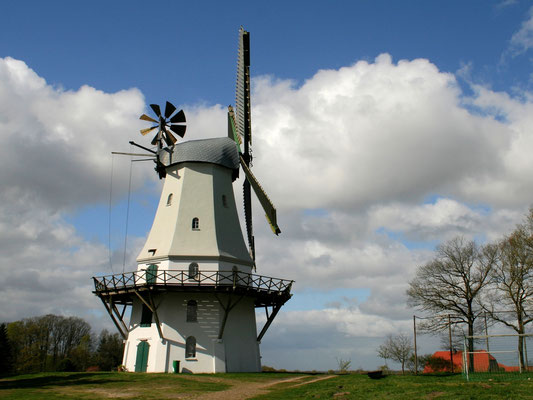 Wolfgang Steinborn: Holländermühle, Sprengel