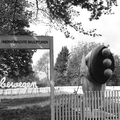 "Jörg Spickenbom ""Unerwünschte Skulpturen"""