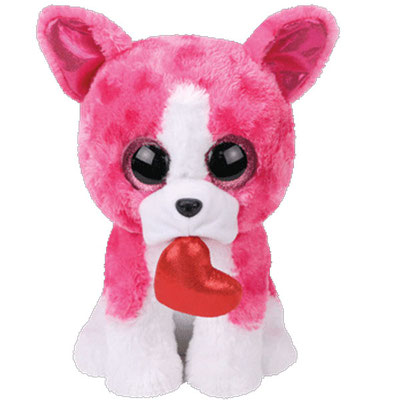 3c40919c9f8 2 new Beanie Boo Valentine releases - Beanie Boo collection website!