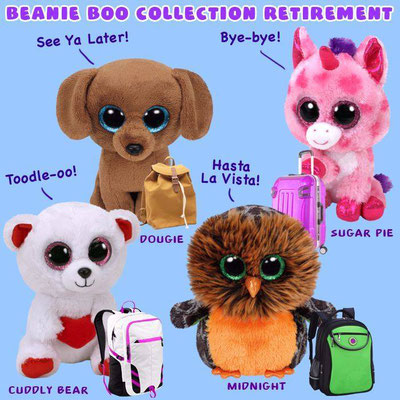 e452a3a963a Seems like I ve been missing out on retirements the last couple of months.  So many Beanie Boos to retire  o