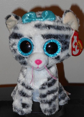 New Claire s Exclusives Beanie Boos  Chilly adc556c7ad1
