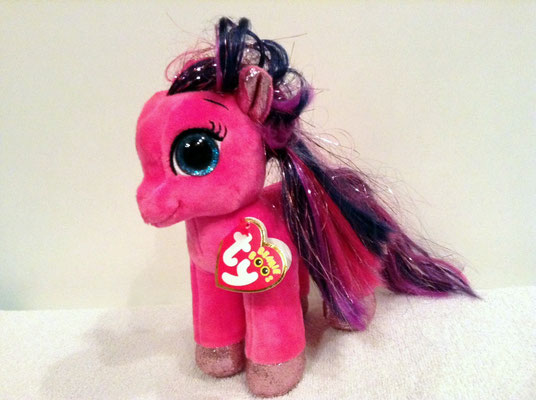 71a0c1e4cb9 My 3 new My Little Pony Beanie Boos - Beanie Boo collection website!